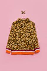 SUDADERA LEOPARDO SMOKING